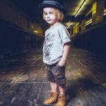 Kleiner Junge in Hangowear Trachten